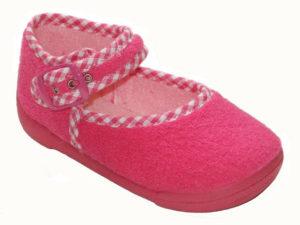 Zapatilla niños toalla