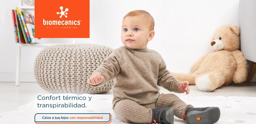 Biomecanics confort térmico y traspirabilidad